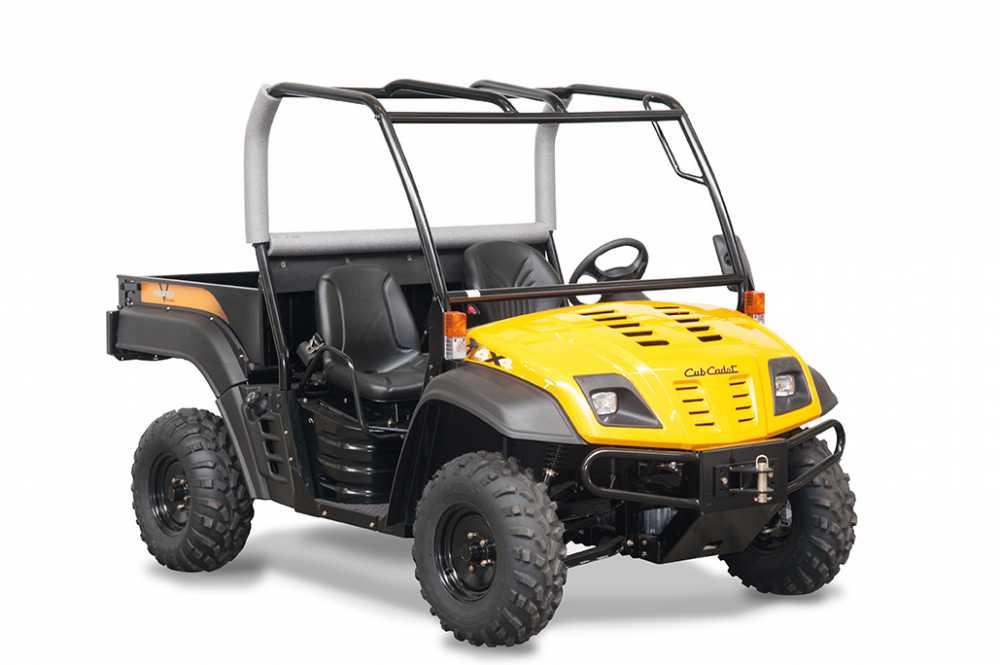 Cub Cadet 21hp Diesel Utility Vehicle